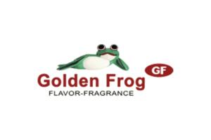 logo golden frog