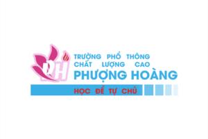 logo thpt Phượng Hoàng